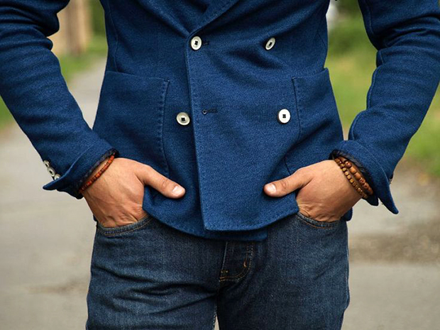 How to find the perfect sports coat and jeans combination