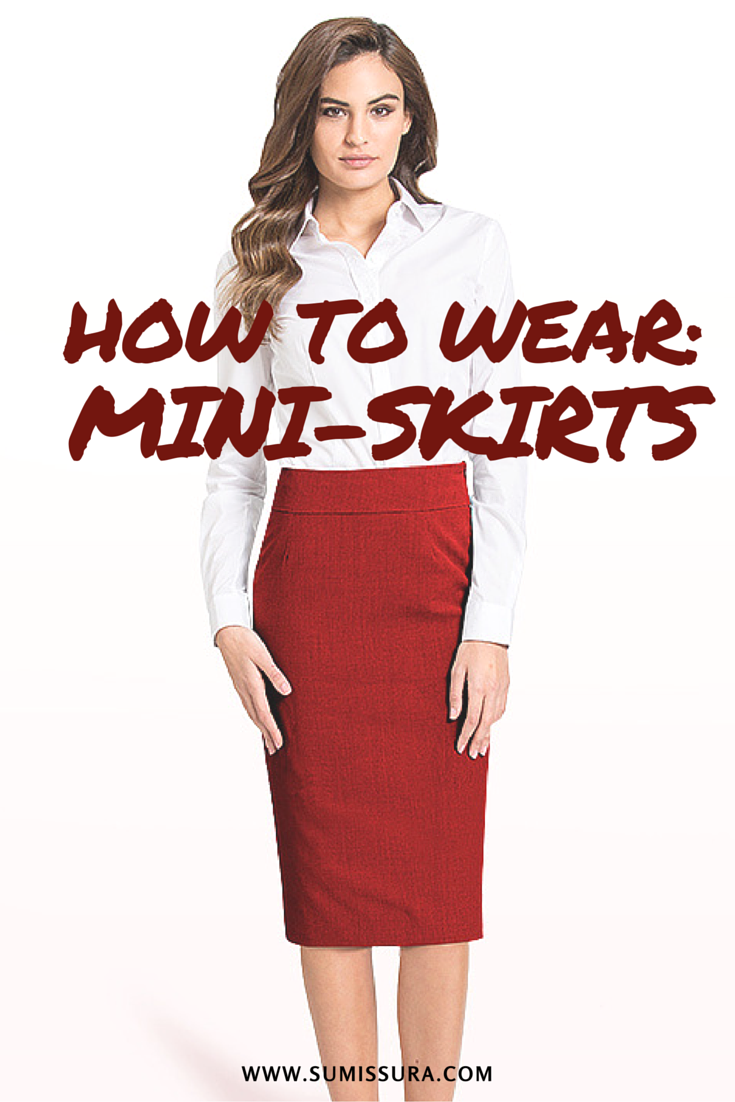 How to Wear: Midi-Skirts