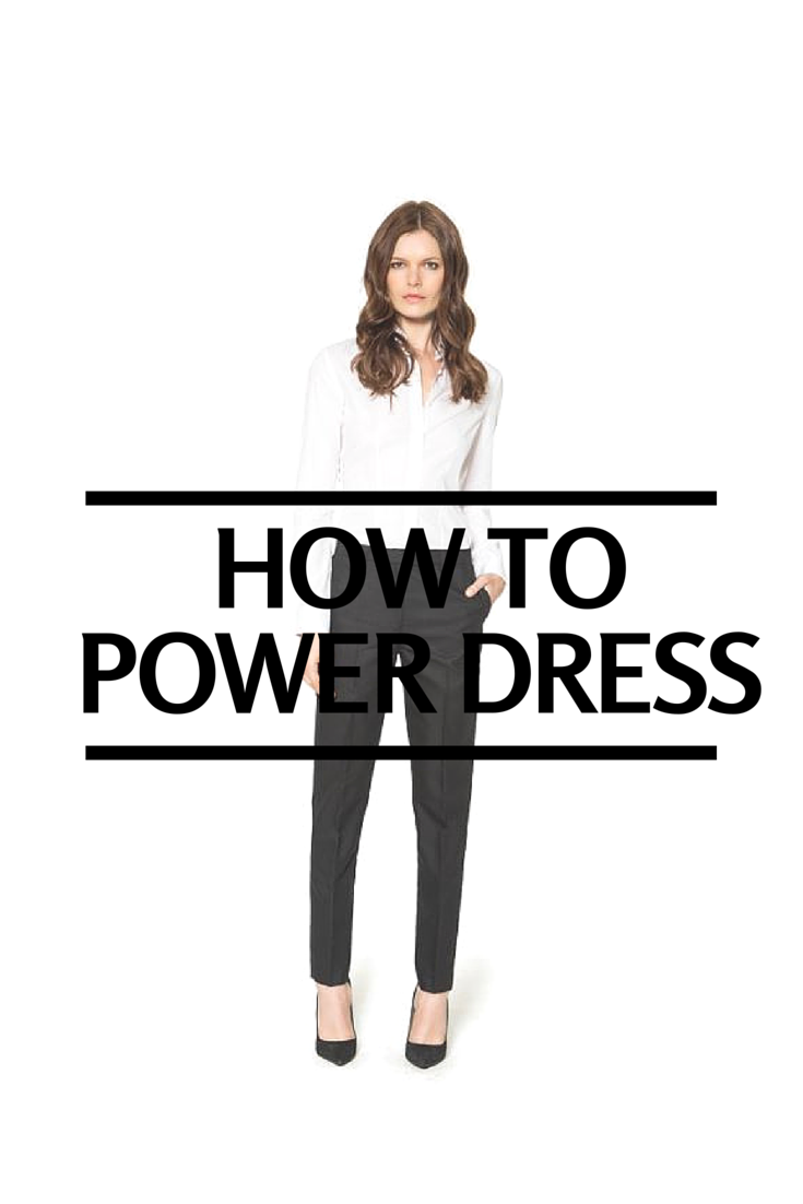 The Art of Power Dressing