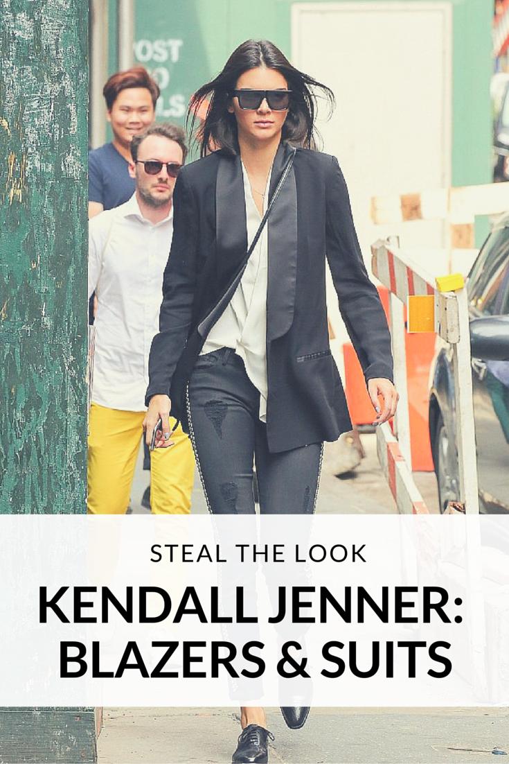 Subtilisez l'armoire de Kendall Jenner