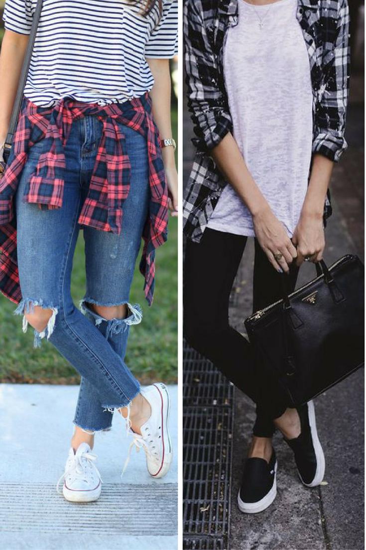 3 Ways to Wear a Flannel Shirt