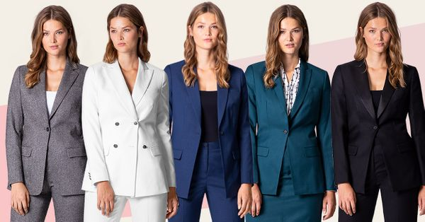 6 Tips for Choosing Suits for Plus Size Women