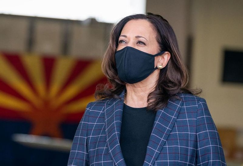 Dress like the first female vice-president of the US: Kamala Harris Style