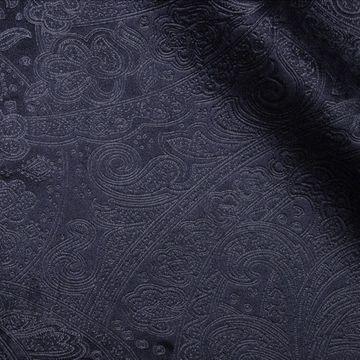 Navy Paisley - product_fabric