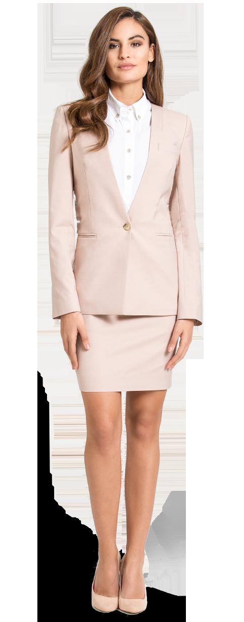 custom skirt suit