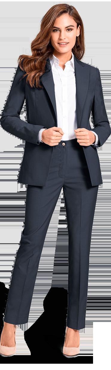 cheap for discount f17e9 779cf Tailleur Pantalone Donna 189€ [Fatto su Misura]