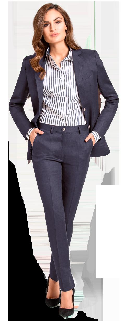 27f91f861b6d8 Tailleur Pantalone Donna 189€  Fatto su Misura  - Sumissura